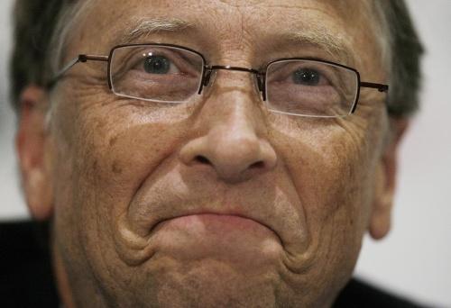 Bill Gates. foto: EPA